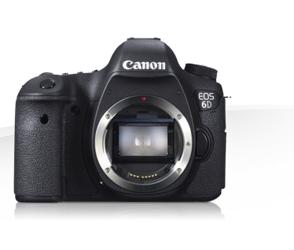 Canon EOS 6D Body - cashback 650 zł