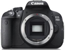 Canon EOS 700D Body - cashback 215 zł