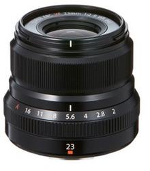 Fujinon XF 23 mm F2 R WR