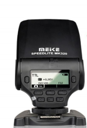 MeiKe/Alpha Digital MK-320 Canon