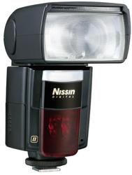 NISSIN Speedlite Di866 Professional MARK II do Nikon