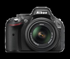 Nikon D5200 + 18-140 mm VR
