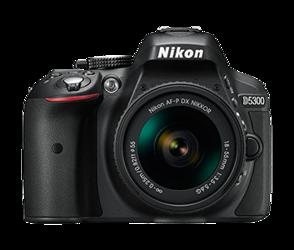 Nikon D5300 + Nikkor AF-S 18-105 mm VR