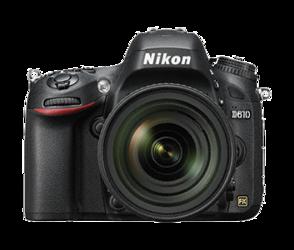 Nikon D610 + AF-S 24-70 mm f/2.8G ED
