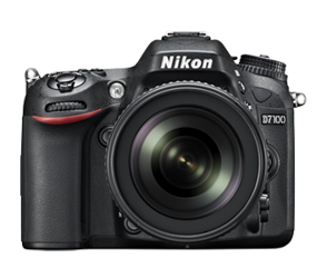 Nikon D7100 + 18-105mm f/3.5-5.6G ED VR