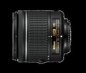Nikon Nikkor AF-P DX 18-55 mm F/3,5–5,6G VR