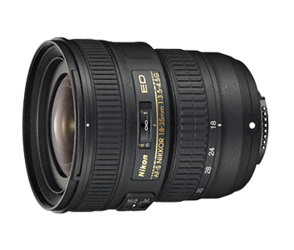 Nikon Nikkor AF-S 18-35 mm f/3.5–4.5G ED