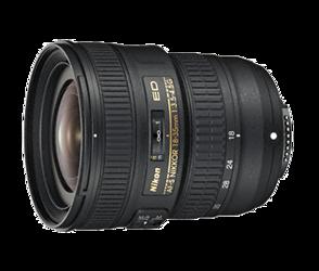 Nikon Nikkor AF-S 18-35 mm f/3.5–4.5G ED - cashback 220zł