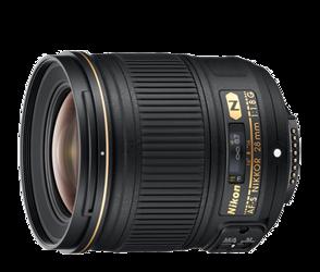 Nikon Nikkor AF-S 28mm f/1.8 G