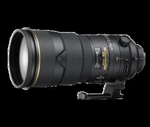 Nikon Nikkor AF-S 300mm f/2.8G IF-ED VR II - cashback 860 zł