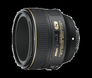 Nikon Nikkor AF-S 58mm f/1.4G NIKON