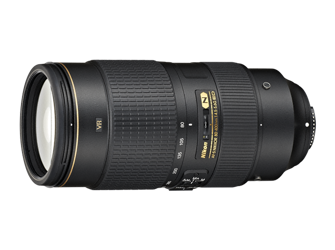 Nikon Nikkor AF-S 80-400 mm f/4.5-5.6 G ED VR NIKON