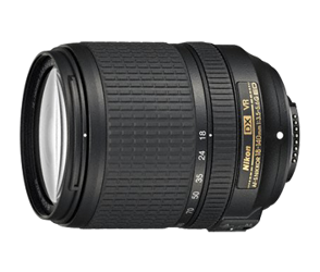Nikon Nikkor AF-S DX 18-140 f/3.5-5.6G ED VR