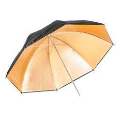 Parasolka Quantuum złota 150 cm