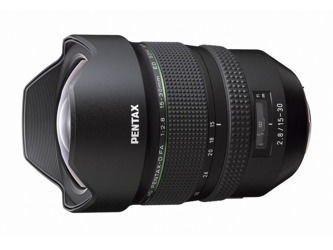 Pentax HD D FA 15-30 mm f/2.8ED SDM WR