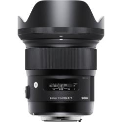 Sigma A 24 mm f/1.4 DG HSM Canon