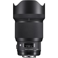 Sigma A 85/1.4 A DG HSM do Canon