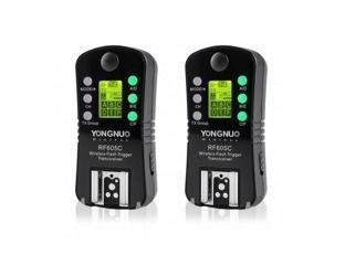 YongNuo RF-605N (Nikon) zestaw wyzwalaczy radiowych (2szt)