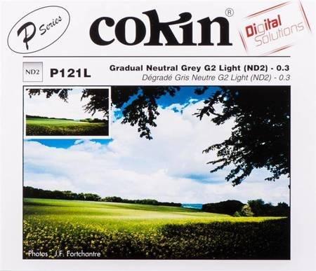 COKIN P121L połówkowy szary ND2