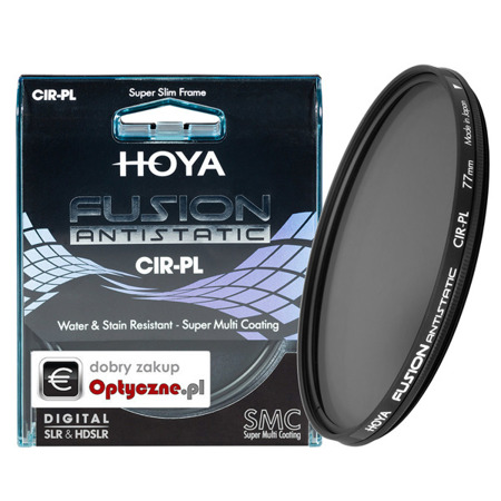 Hoya Fusion Antistatic CIR-PL 43 mm