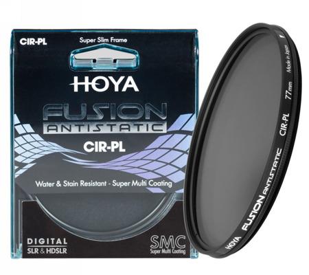 Hoya Fusion Antistatic CIR-PL 67 mm