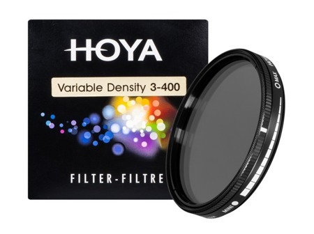 Hoya VARIABLE DENSITY 62 mm