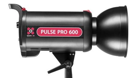Lampa studyjna Quadralite Pulse PRO 600