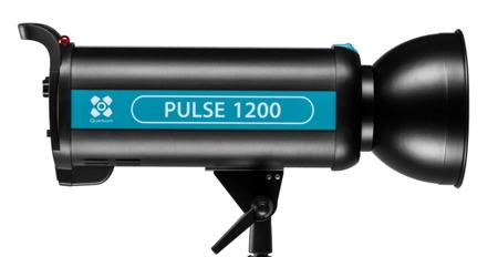 Lampa studyjna Quantuum Pulse 1200
