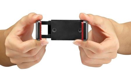 Manfrotto Clamp - uniwersalny uchwyt do smartfona