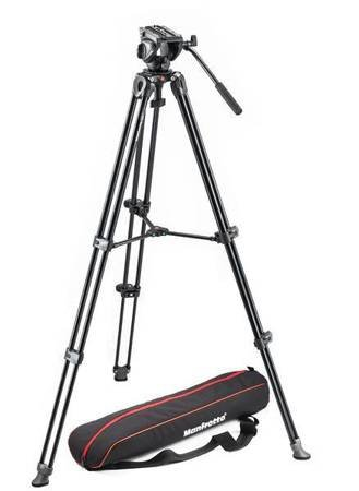Manfrotto MVK500AM zestaw Video z głowicą 500 i torbą