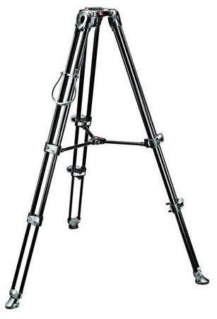 Manfrotto MVT502AM Video Twin Telecopic