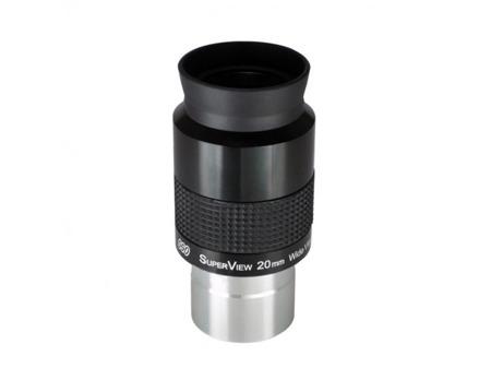 "Okular (Delta Optical) GSO Super View 20 mm 1.25"""