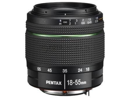 Pentax DA 18-55 mm F3.5-5.6 AL WR