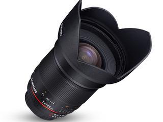 Samyang 24mm f1.4 ED AS UMC Nikon AE