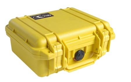 Skrzynia Peli 1200 żółta z gąbką